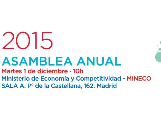 Asamblea anual 2015