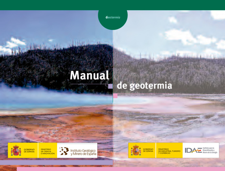 Manual de geotermia