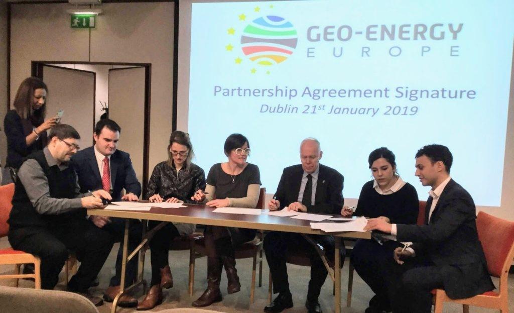 GEO-ENERGY EUROPE se consolida como metaclúster y comienza con los preparativos de su estrategia de internacionalización