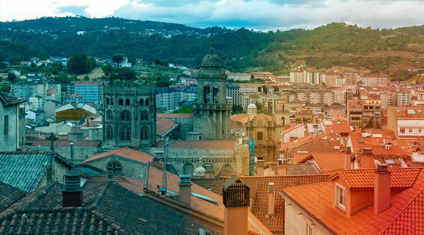 El análisis de 485 puntos permitirá crear el mapa del potencial geotérmico de Ourense