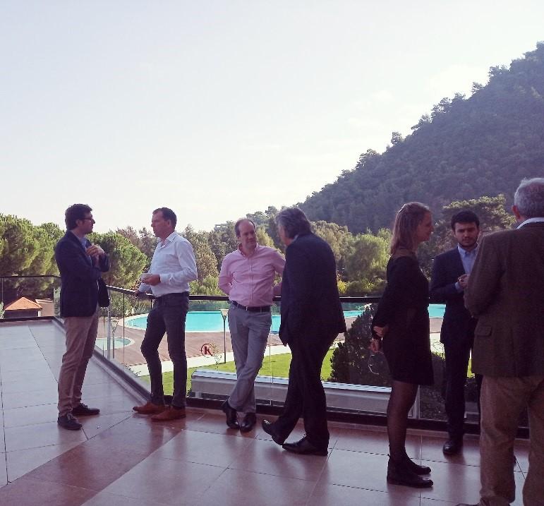 GEOPLAT participa en IGC-Turkey como parte de la misión internacional de GEO-ENERGY EUROPE en Turquía