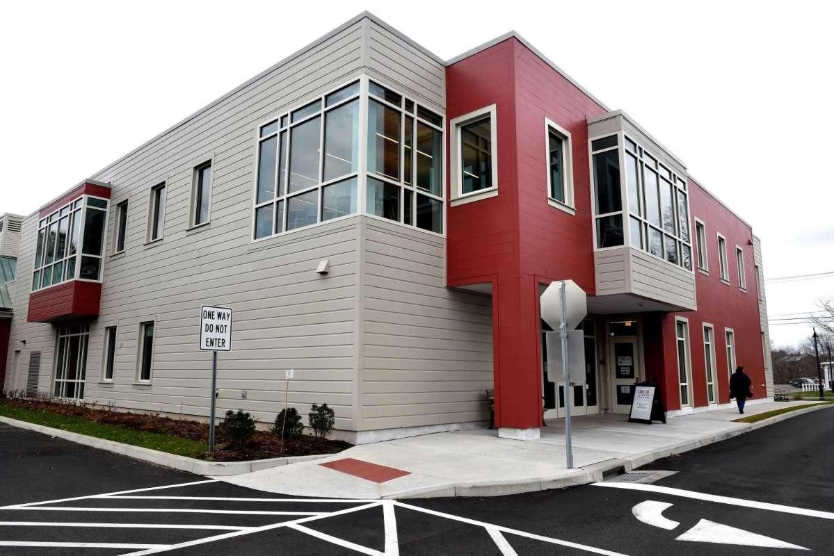 Una biblioteca de más de 100 años aprovecha su rehabilitación para incorporar geotermia