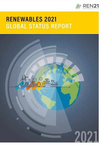 REN21 – Renewables 2021 Global Status Report